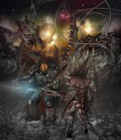 DeathtoXenos by hellhound2000