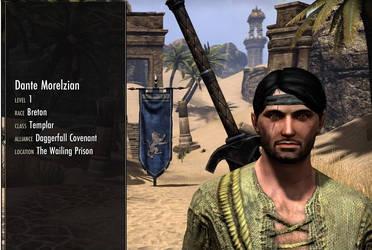 Dante Morelzion by Fearlesswolf22