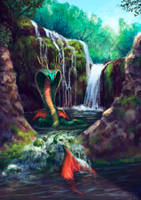 Lost World by Mothka