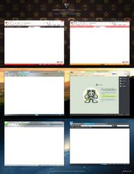 Some Explorer UI Design proposal by yingfengling-FL