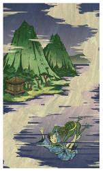 Day Three - Mythology by foxibiri