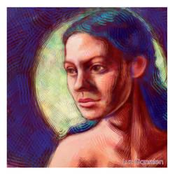 Mujer1i by gigansslen
