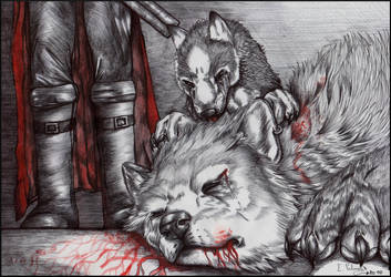 Death by FuriarossaAndMimma