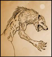 werewolf 1 by FuriarossaAndMimma