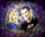 Rose and the Ninth Doctor by FuriarossaAndMimma
