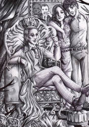 Hannibal - Trio by FuriarossaAndMimma