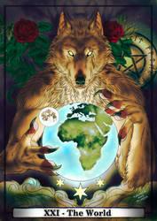 The World by FuriarossaAndMimma