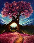 Path of Enlightenment by Jonsama