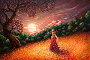 Evening Warmth by Jonsama