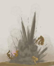Explosion by jblolz8