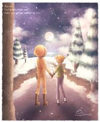 Kenny and Karen by PerfumeLu
