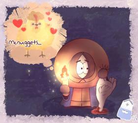 Miss mcnuggets by PerfumeLu