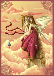 - lildragon angel colored- by angelnablackrobe