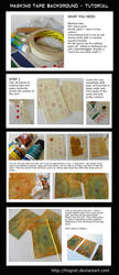 Masking Tape Tutorial by ATCfanatics