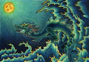 Storm Bringer by Kaiya-Ashigawa