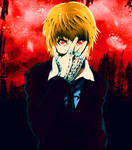 Kurapika's Darkness by IIYametaII