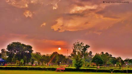 Sight of Sunrise by IftikharNaseem
