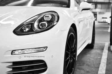 Porsche Panamera by IftikharNaseem