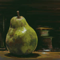 The Pear Apparent by Bertrood