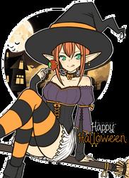 Halloween by Gurinn
