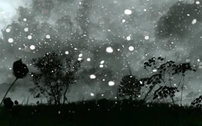 First Snow's Fall by jaydeeda2