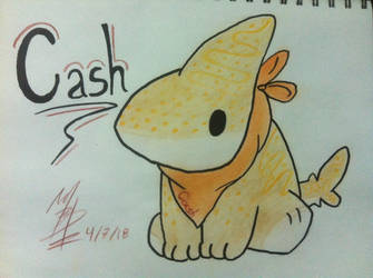 Cash // Fac OC// by Moni-umbreon