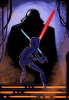 I love Empire Strikes Back by JeffVictor