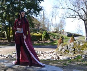 Silmarillion - Feanor by RiKyo5