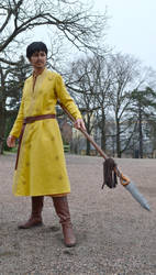 Game of Thrones - Oberyn Martell I by RiKyo5