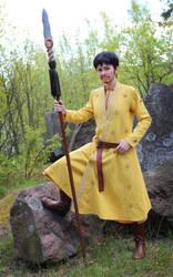 Game of Thrones - Oberyn Martell II by RiKyo5