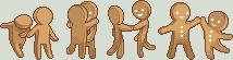 Gingerbread Dance by zipple