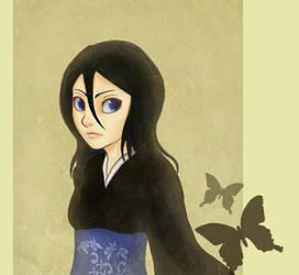 Rukia by LumiKin