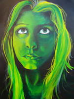 Green Envy by dammitxsara