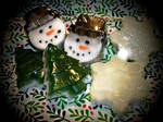 Lil Christmas Soaps by bhudicae