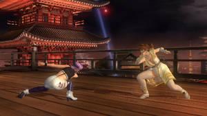 a sister fight part 1 by SkullsKnight