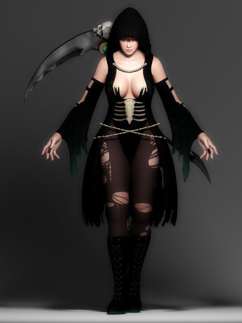 Assassin Sayaka by SkullsKnight