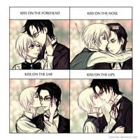 _Alois_Claude__Cute_Kiss_meme by cyan-fox