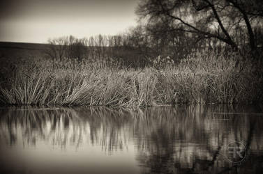 Vintage waterscape by FilipR8