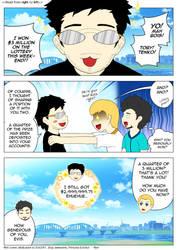 [Mini Comic] Generosity ft. Evis341 by Zarashi99