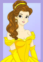 Belle by Sailor-Serenity