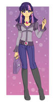 MLP - Twilight Sparkle by Sailor-Serenity