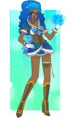 Steampunk Sailor Aquarius - Marina by Sailor-Serenity