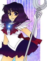Hotaru - Child of Saturn by Sailor-Serenity