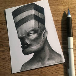 Stripehead by anythingbuthumans