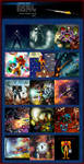 Metroid Collaboration by DrZime