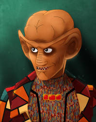 Did Someone Say Latinum? by DrZime