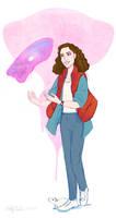 WOS - Lindsey Brigman by DrZime