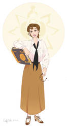 WOS - Evelyn Carnahan by DrZime