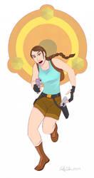 WOS - Lara Croft by DrZime