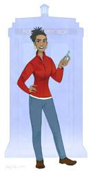 WOS - Martha Jones by DrZime